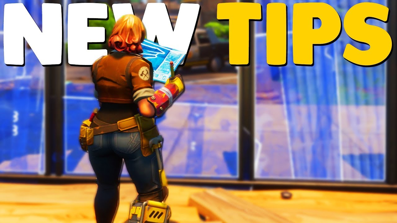 5 fortnite battle royale building tips - fortnite building tips pc