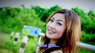 Ntaj Neeb Yaj - Nyiam koj heev lub plawv yuav nres Instrumental/karaoke   [HmongSub]