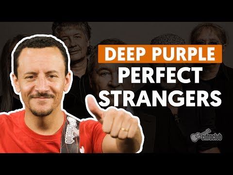 Perfect Strangers - Deep Purple (aula de baixo)