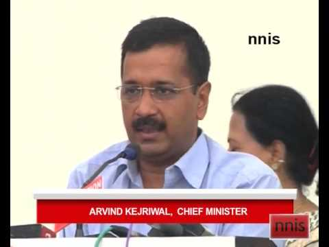 Arvind Kejriwal Launches Aap's Women Traders' Wing