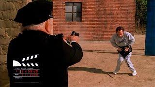 Фильм Животное/The Animal(2001), Роб Шнайдер пытается устроиться  в полицию