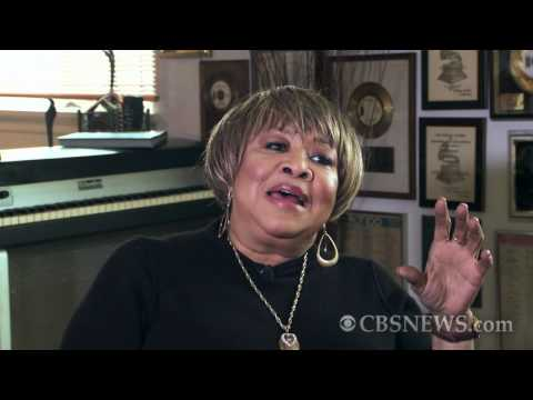 Mavis Staples on fooling her audiences