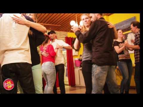 Semba Workshops by Banga at Café Nina (Aaron & Martina)