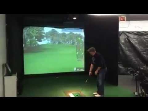 The Hitting Zone Indoor Golf Centre - Saskatoon Indoor Golf Course