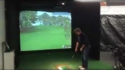The Hitting Zone Indoor Golf Centre - Saskatoon Indoor Golf Course