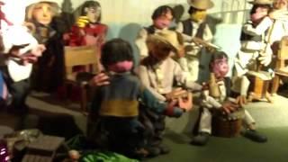 Parrandas Venezolanas en Marionetas. Teatro de Títeres y Marionetas Colibri