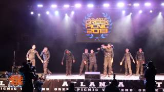 Repeat youtube video Kappas step 2013 Atlanta Greek Picnic $10,000 step show @Atlgreekpicnic