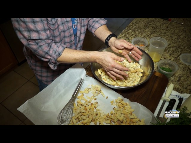 Spice it up with Chef Aram   Episode 7 Thanksgiving