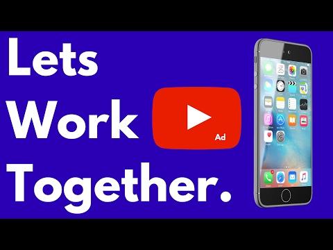 Lets Work Together | Ad