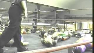 Wrestlefest: Jerry Lynn Vs. Cameron Cage Vs. Kory Twist
