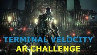 Batman: Arkham Knight Terminal Velocity AR Challenge 1:25.14 (3 STARS)