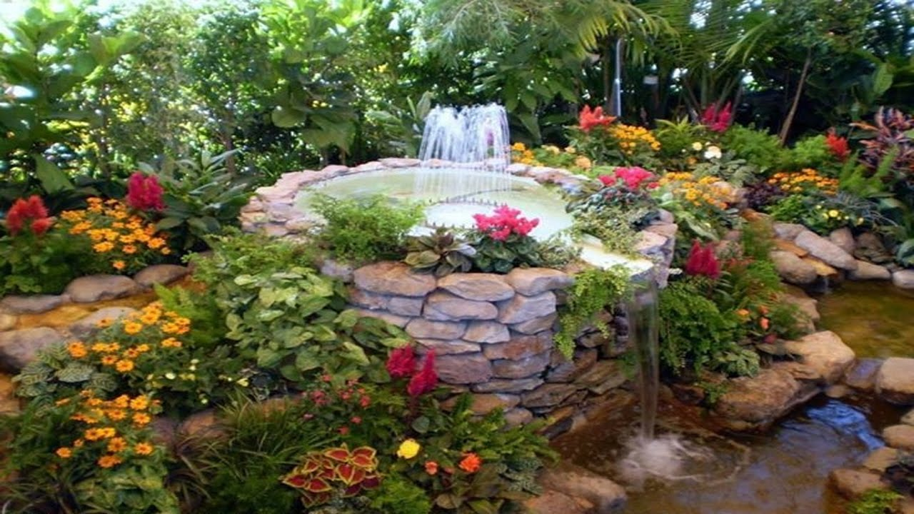 How To Design A Garden Garden Ideas How Tos World YouTube