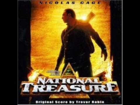 National Treasure Soundtrack- The Chase