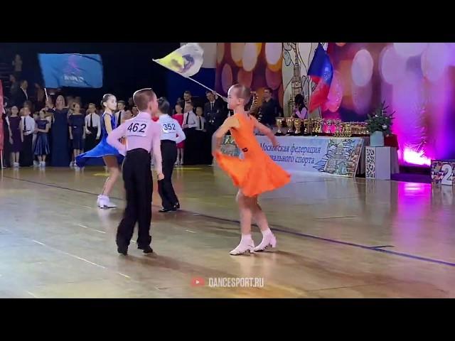 Дети-2, Сокращенное двоеборье / Кубок Клубных Команд Мoсквы 2019
