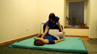Промо ролик школы массажа Инкорте