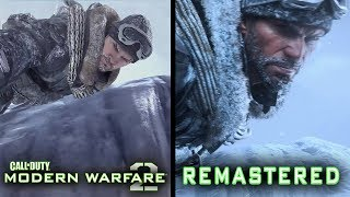 Modern Warfare 2 Remastered VS MW2 (What Has Changed?)