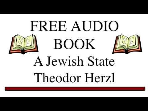 A Jewish State by Theodor Herzl