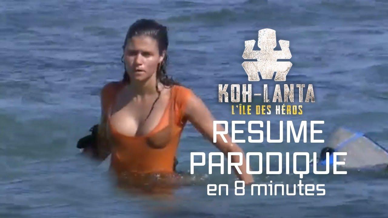 Download KOH LANTA L'ILE DES HEROS RESUME EN 8MN (PARODIE - EPISODE 1)