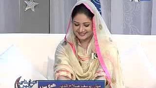 Chandani Batein Epi 14 Part 7/10 Guest : P J Meer, Hina Nasrullah, Habib Ahmed and Farah Laal