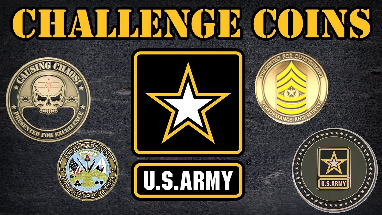 What is a challenge coin?