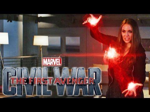 The First Avenger: Civil War - Die Nummer Eins   Marvel HD