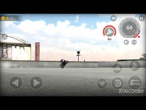 xtreme Motorbike- stuntshow