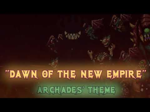 "Terraria: Reality Mod | ""Dawn of the New Empire"" (Theme of Archades, Sovereign of Hell)"