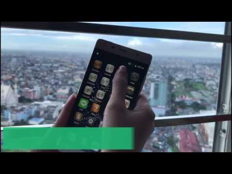 ET SHOP UNBOXING W&O W3 4G Smartphone 16GB Octa-Core Processor
