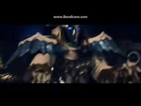Tartarugas Ninja VS. Power Rangers   Duelo De Titãs Do 7 Minutos