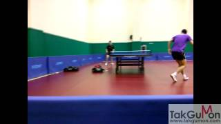 ma long and fan zhendong training busan part 2