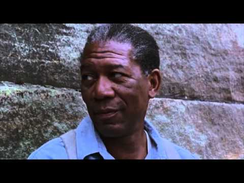 Shawshank Redemption - Get busy living...or get busy dying