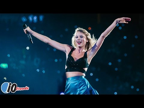 TAYLOR SWIFT 'NEW ROMANTICS' MUSIC VIDEO
