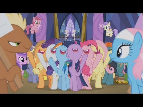 """My Little Pony Friendship is Magic Season 7 EP 14 """"We're Not Perfect"""" [SONG]"""