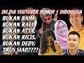 - 1 DARI 10 YOUTUBER INDONESIA PENGHASILAN TERTINGGI 2020