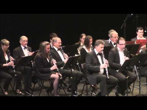 Orchestre d'harmonie de Clermont-Ferrand / Marche slave de Tchaïkovski