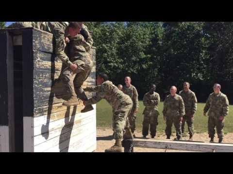 Delta 31st En Bn  Fort Leonard Wood Basic Training