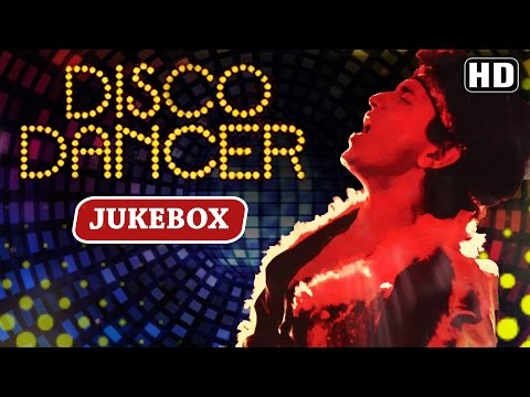 All Songs of Disco Dancer {HD}  Mithun Chakraborty  Rajesh Khanna  Om Puri  Old Hindi Songs