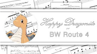 BW Route 4 (Piano Arrangement)