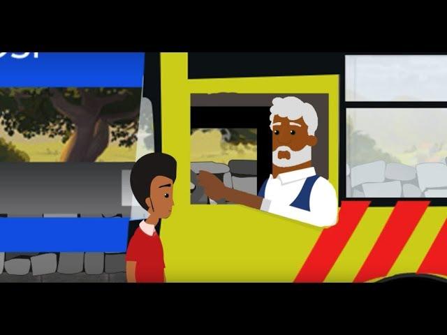 Abe Na Kebe - ?? ? ?? - Episode 8 | Anbessa Bus (??????) - Ethiopia