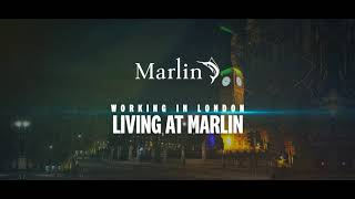 Work in London, live at Marlin!