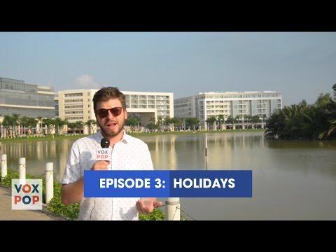 Episode 3 - Holidays