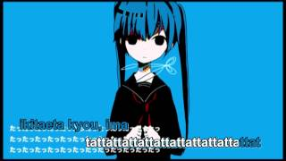 【Karaoke】RE-OVERDOSE【On Vocal】- Miku&Kakoi