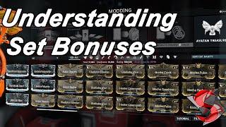 Warframe | Maximizing your Set Bonuses feat. Gladiator and Vigilante