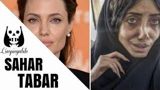 La cruda verità sulla donna che voleva apparire come Angelina Jolie