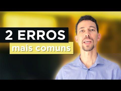 Os 2 erros mais comuns na preparação para concurso público