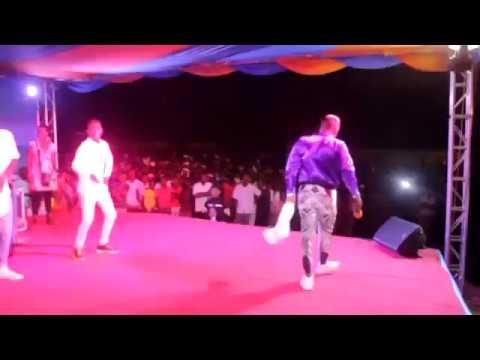 Shufx da lion performance at malindi mult cultural festival
