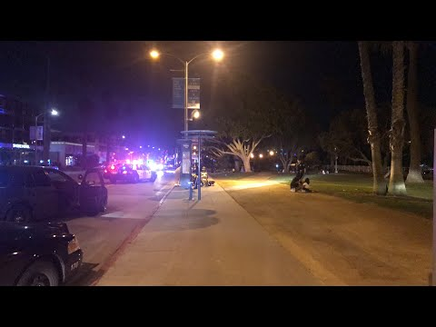 Santa Monica Police Respond To Shooting Around 1:30am Saturday Nov 4, 2017