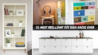 35 Most Brilliant DIY IKEA Hacks Ever