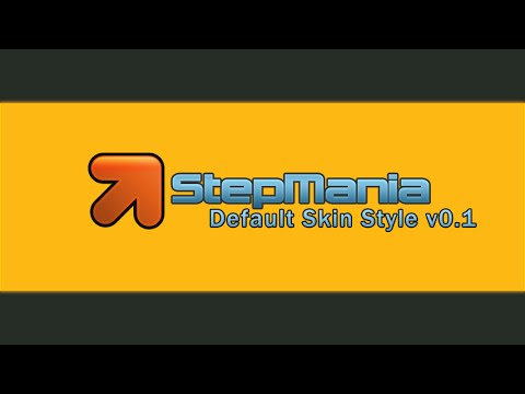 Osu Stepmania Skin