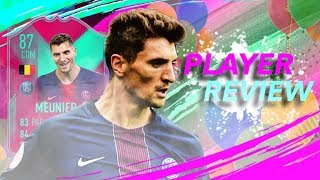 Fifa 19 Fut Birthday Meunier 87 Player Review
